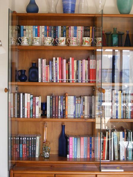 ארון הספרים שתרגמתי